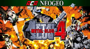 aca neogeo metal slug 4 windows 10 achievements