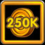 Collect 250K Coins