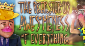 the preposterous awesomeness of everything steam achievements