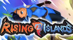 rising islands steam achievements