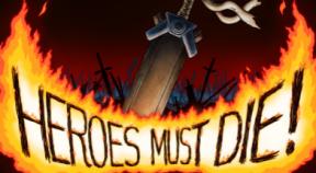 heroes must die steam achievements