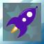 Rocket Ball Platinum