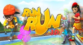 run run 3d google play achievements