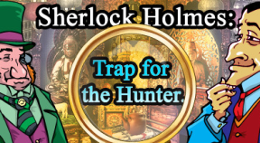 sherlock holmes  trap for the hunter steam achievements
