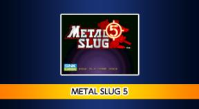 aca neogeo metal slug 5 ps4 trophies