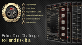poker dice challenge google play achievements