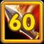 Adventurer Level 60