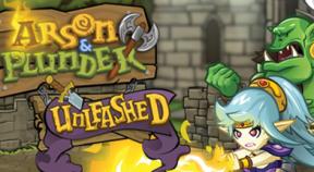 arson and plunder  unleashed steam achievements