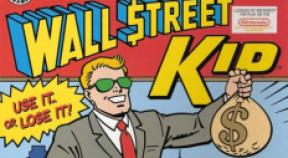 wall street kid retro achievements