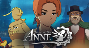 forgotton anne steam achievements
