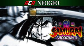 aca neogeo samurai shodown iii windows 10 achievements