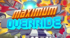 maximum override steam achievements