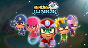 superhero junior google play achievements