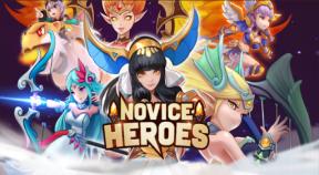 novice heroes google play achievements