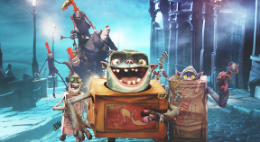the boxtrolls  slide 'n' sneak google play achievements