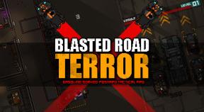 blasted road terror steam achievements
