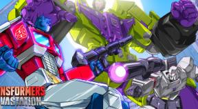 transformers  devastation steam achievements