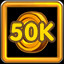 Collect 50K Coins
