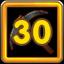 Miner's Guild Level 30