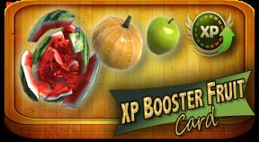 xp booster super fruit card google play achievements