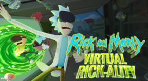 rick and morty  virtual rick ality ps4 trophies