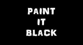 paint it black steam achievements