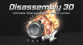 disassembly 3d steam achievements
