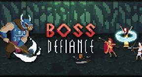 boss defiance steam achievements