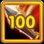 Adventurer Level 100