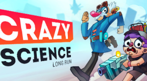 crazy science long run steam achievements