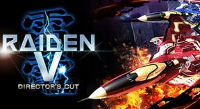 raiden v  director's cut steam achievements