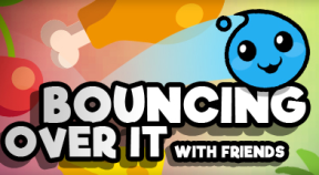 bouncing over it with friends steam achievements