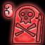 All enemies level 3