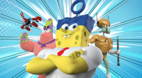 spongebob heropants vita trophies