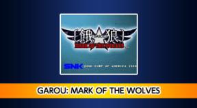 aca neogeo garou  mark of the wolves ps4 trophies