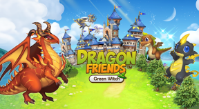dragon friends   green witch google play achievements