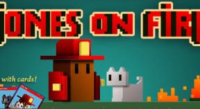 jones on fire steam achievements