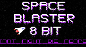 space blaster 8 bit steam achievements