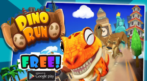 dino run google play achievements