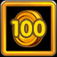 Collect 100 Coins
