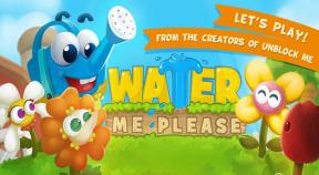 water me please! google play achievements