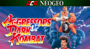 aca neogeo aggressors of dark kombat windows 10 achievements