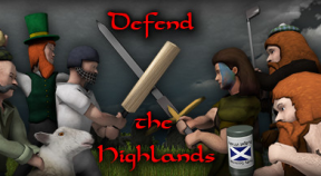 defend the highlands steam achievements