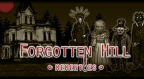 forgotten hill mementoes steam achievements