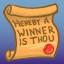 A winner