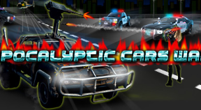 apocalyptic cars war steam achievements