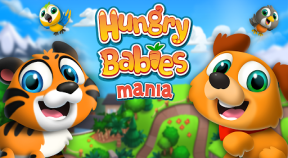 hungry babies mania google play achievements