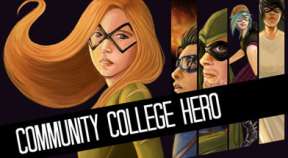 community college hero  trial by fire steam achievements