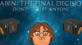 gaben  the final decision steam achievements