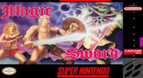 magic sword retro achievements